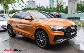 Audi Q8 của đại gia trẻ tuổi, khét tiếng tại Việt Nam chính thức lăn bánh ngoài phố