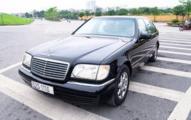 Có hơn 200 triệu và muốn mua Mercedes-Benz S-Class, đây có thể là chiếc xe dành cho bạn?