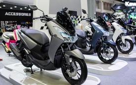Yamaha Lexi chuẩn bị ra mắt tại Việt Nam vào ngày 18/5 tới đây?