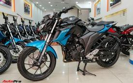 Lô hàng Yamaha FZ25 2019 thêm ABS đầu tiên về Việt Nam, giá 85 triệu đồng