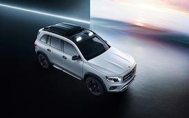 Mercedes-Benz GLB-Class sẽ được trình làng tại triển lãm Frankfurt Motor Show 2019