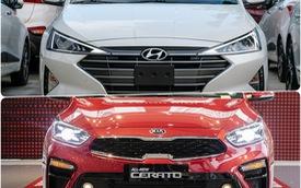 Nên mua Hyundai Elantra hay Kia Cerato: Khi xe Hàn đấu nhau bằng thiết kế và giá bán