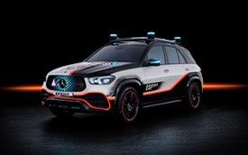 Mercedes Experimental Safety Vehicle: Mọi công nghệ an toàn hiện đại nhất trong một cỗ máy
