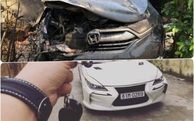 Chỉ trong 1 tuần, hàng loạt vụ cháy ô tô liên tục xảy ra tại Việt Nam, giá trị xe cao nhất hơn 1 tỷ đồng