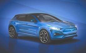 Mach E - SUV điện đầu tiên của Ford, lấy nền tảng Mustang ra mắt ngay năm nay, thách thức ông lớn Tesla