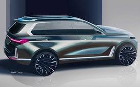 BMW X8 - SUV chủ lực, sang trọng nhất của BMW đang hoàn thiện để đấu Maybach GLS
