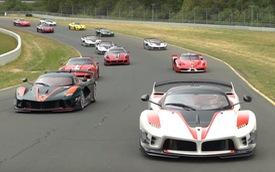 Bên trong câu lạc bộ khách VIP nhất của Ferrari Corse Clienti Club: Tiền, tốc độ và đam mê siêu ngựa