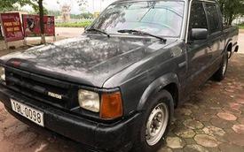 Xe bán tải 'đời tống' Mazda B2200 rao bán giá 35 triệu đồng - ngang giá chiếc xe tay ga tại Việt Nam