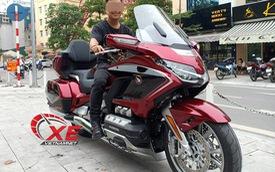 Hà Nội: Trộm dắt xe 350 triệu, bỏ qua mô tô hơn 1 tỷ ngay bên cạnh