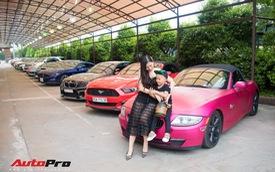 Dàn siêu xe, xe thể thao, siêu sang đủ sắc màu hội tụ tại sinh nhật CLB mô tô phân khối lớn