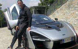Cristiano Ronaldo chi 1 triệu USD mua siêu xe McLaren Senna hàng hiếm