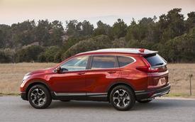 Honda buộc phải thu hồi CR-V 2019 vì túi khí tự bung