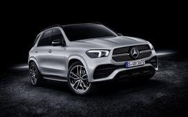 Ra mắt Mercedes-Benz GLE 580 - Phiên bản mạnh nhất dòng GLE