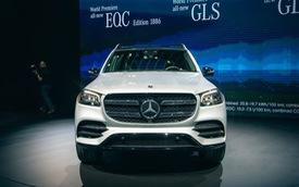 BMW X7 sắp về Việt Nam và đây là cách Mercedes GLS chứng tỏ đẳng cấp hơn cả S-Class của SUV
