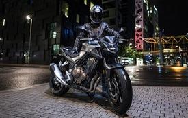 Honda CB500F nâng cấp trải nghiệm vận hành tại Việt Nam, giá tăng gần 7 triệu đồng