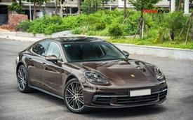Bán Porsche Panamera sau 23.000 km, đại gia Việt vẫn dư tiền sắm SUV Cayenne
