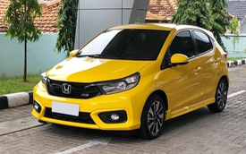 Rò rỉ thông số 3 phiên bản Honda Brio tại Việt Nam: Có chi tiết khẳng định giá sẽ cao nhất phân khúc