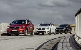 Chọn Volvo XC40 hay Mercedes-Benz GLA, BMW X1 trong tầm tiền dưới 2 tỷ đồng?
