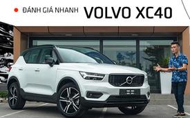 Đánh giá nhanh Volvo XC40 giá 1,75 tỷ đồng: Lật mở nhiều bất ngờ sau mẫu SUV tưởng nhỏ con và chỉ dành cho đô thị