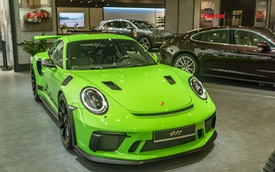 Bóc tách gói trang bị 1,7 tỷ đồng trên Porsche 911 GT3 RS Lizard Green độc nhất Việt Nam