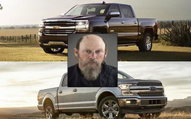 """Chỉ vì tranh cãi xe Ford hay Chevrolet tốt hơn, người đàn ông thẳng tay """"xiên"""" bạn gái"""