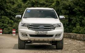 Thực hư chuyện Ford Everest giảm giá mạnh tại đại lý, mức giảm cao nhất 123 triệu đồng