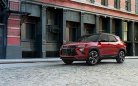Đây chính xác là Chevrolet Trailblazer thế hệ mới sẽ sớm về Việt Nam đấu Toyota Fortuner