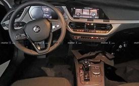 Lộ nội thất BMW 1-Series thế hệ mới: Đối lập Mercedes-Benz GLA