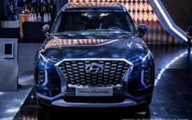 Hyundai Palisade lần đầu về Đông Nam Á đấu Ford Explorer, giá 62.500 USD
