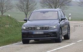 Volkswagen Tiguan R khiến người mê tốc độ phát thèm trong ròng rã 3 năm