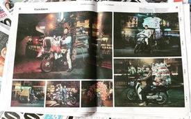 Lặng người trước một Hà Nội chân thực trên yên xe máy dưới góc nhìn nghệ thuật của nhiếp ảnh gia người Anh