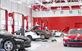 Dành cho người dùng xe mà không quan tâm bảo dưỡng: Xe Tesla tự tìm lỗi và tự liên hệ với hãng để đặt lịch sửa chữa