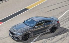 BMW tiếp tục nhá hàng M8, hé lộ chế độ lái M, công nghệ phanh mới