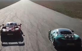 McLaren 600LT vs McLaren Senna: Sự khác biệt giữa xe thể thao và siêu xe