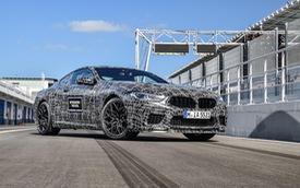 5 điểm nhấn khiến ta phải mong chờ BMW M8 mới - 'Anh đại' hiệu suất cao của BMW