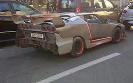 Chiếc Lamborghini Veneno 'giả cầy' này có lẽ chẳng thuyết phục được ai ngoài chủ nhân của nó