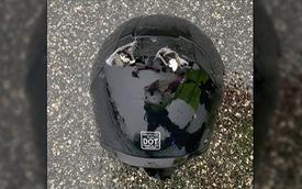Tài xế mô tô đen đủi mất mạng vì bị sét đánh trúng đầu