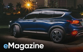 Đánh giá Hyundai Santa Fe 2019: Vừa đủ 'phê'