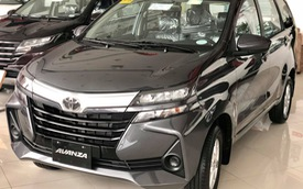 Toyota Avanza phiên bản mới lộ ngày về Việt Nam - phả hơi nóng lên Mitsubishi Xpander và Suzuki Ertiga