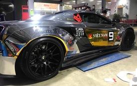 Thiếu gia Dương Kon tiết lộ hình ảnh cho thấy sẽ mang McLaren 650S Spider độ siêu độc tham gia Car Passion 2019