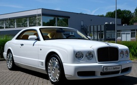 Đây là chiếc Bentley 10 năm tuổi nhưng bán lại đắt hơn cả Continental GT mới
