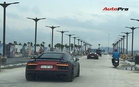 Trực tiếp Car Passion: Dàn siêu xe tiến lên Mộc Châu, thêm 'Mẹc G' hậu cần