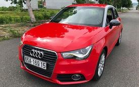 Audi A1 chỉ đắt hơn VinFast Fadil 50 triệu đồng sau 7 năm tuổi
