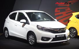 Ra mắt Honda Brio giá từ 418 triệu đồng, phả hơi nóng lên VinFast Fadil