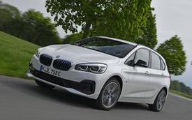 BMW khai tử toàn bộ đội hình minivan sau thế hệ hiện tại