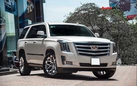 Cadillac Escalade 2015 giá 4,8 tỷ đồng - 'Khủng long' Mỹ giữ chất sau 4 năm tuổi
