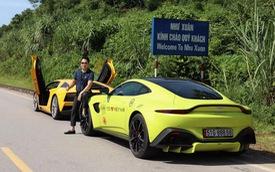 Hậu Car Passion 2019, Hoàng Kim Khánh chạy cung đường mòn Hồ Chí Minh với 2 siêu phẩm độc nhất Việt Nam
