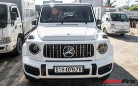 Mercedes-AMG G63 Edition 1 của doanh nhân Phạm Trần Nhật Minh chính thức có biển số