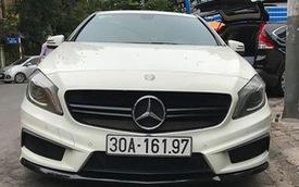'Xe đua đường phố' Mercedes-Benz A45 AMG xuống giá hơn 1,1 tỷ đồng sau 4 năm sử dụng