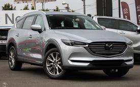Mazda CX-8 sẵn sàng cho ngày ra mắt tại Việt Nam